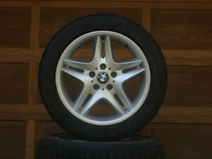 BMW X3/5 Winter Tires and Rims
