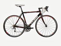 Cube Peloton Road Race Bike AS NEW