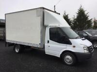 Ford Transit 2.4TDCi Box van With tail lift one owner NHS SCOTLAND