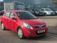 2011 Hyundai i20 1.4 Style 5dr, only 30K, MOT 22/10/22. HATCHBACK Petrol Manual