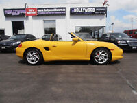 2000 Porsche Boxster S Coupe (2 door)