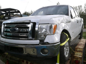 2012 Ford F-150 XLT Ecoboost for  9,200 OBO