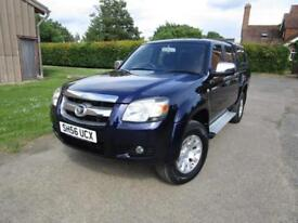 Mazda BT-50 2.5TD 4x4 ( 143PS ) Pick-Up Double Cab TS2