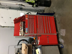 Full Snap On Tool Box. A Career in a box