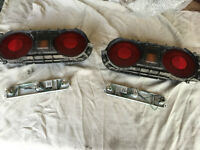 89 to 93 Nissan Skyline GTR OEM tail Lamps