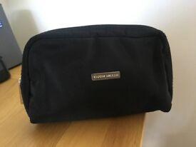 Karen Millen make up cosmetic purse / bag