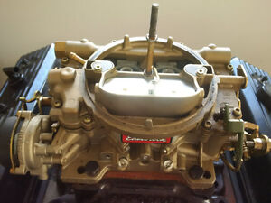 Carburator Edelbrock 1409 Performer Series Marine 600 CFM