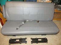 Leather 3 seater bench for Ford Econoline for sale