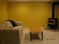 NW INNER CITY 1 Bdrm Lower Suite