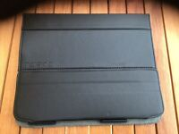 iPad 3/4 designer leather case and stand not used quality case