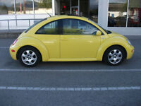 2002 Volkswagen Beetle Auto 172000KMS 12 Monts Warranty