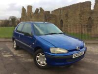 2002 (02) Peugeot 106 1.1 Ltd Edn Independence ** Only 67,000 Miles, Long Mot **