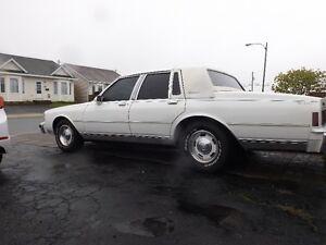 1989 Caprice Classic Brougham LS