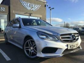 image for 2014 Mercedes-Benz E-CLASS 2.1 E250 CDI AMG SPORT 5d 202 BHP Estate Diesel Autom