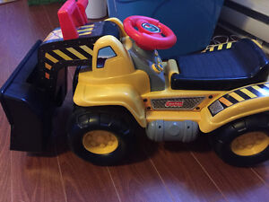 Fisher Price ride on truck