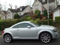 2006 Audi TT 1.8 T 2dr [190] COUPE Petrol Manual