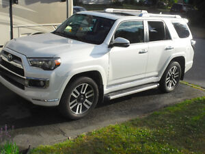 2014 Toyota 4Runner Limited,7 Seater (Inspection & Carproof)