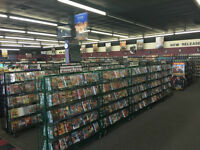 DVD'S -- BLU-RAY'S -- VIDEOGAMES -- STUDIO STAND-UPS