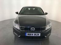 2014 VOLKSWAGEN PASSAT BLUEMOTION TDI DIESEL 1 OWNER VW SERVICE HISTORY FINANCE