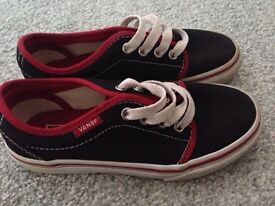 Children's Vans 11.5 UK