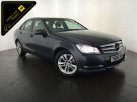 2012 MERCEDES C220 EXECUTIVE SE CDI SERVICE HISTORY FINANCE PX WELCOME