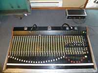 Vintage Hill Audio J3 Series Mixing Board