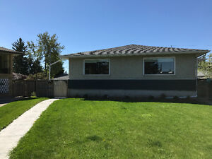 *Must See* Newly Renovated Two Bedroom Main Floor with Garage