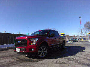 2016 Ford F-150 Xlt 4x4 sport pkg long box