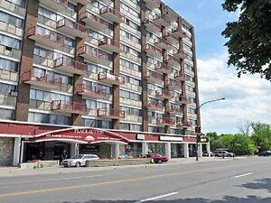 4½ Montréal-Ouest, Chauffage et eau chaude inclus