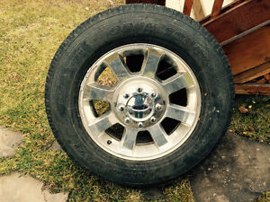 Ford Winter Tires and Rims
