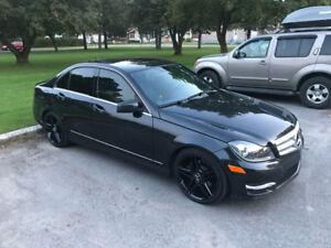 Magnifique Mercedes C250 à vendre