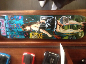 Brand new blind skateboard deck 8.0