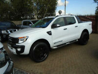 2015 65 REG Ford Ranger 3.2TDCi ( 200PS ) 4x4 Wildtrak NO VAT ( 24000 MILES ! )