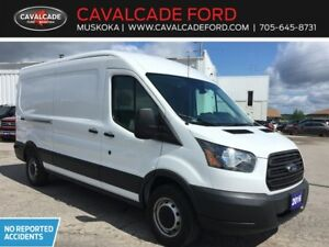 2016 Ford Transit 250 Van Medium Roof, Sliding Pass.side Cargo