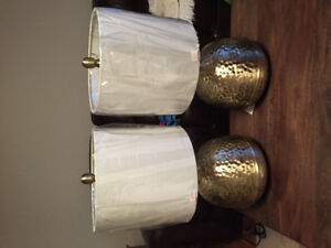 "BRAND NEW 22"" Table Lamps"