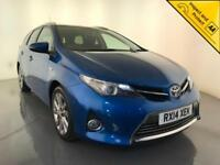 2014 TOYOTA AURIS EXCEL VVT-I AUTOMATIC HYBRID ESTATE 1 OWNER SERVICE HISTORY