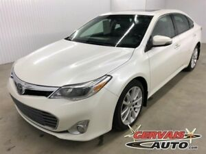 Toyota Avalon Limited GPS Cuir Toit Ouvrant MAGS 2013