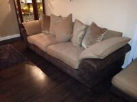 DFS 4 seater sofa IMMACULATE condition