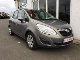 2011 Vauxhall Meriva 1.4 T 16v Exclusiv 5dr (a/c)