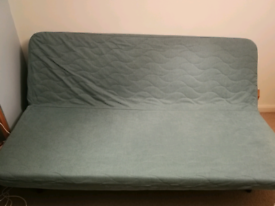 IKEA 3 seat sofa bed - almost new