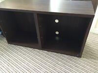 IKEA brown TV unit