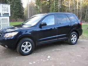 2009 Hyundai Santa Fe GLS SUV, Crossover