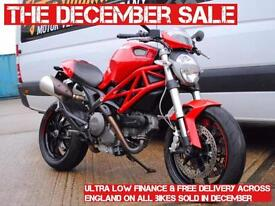 2012 - DUCATI MONSTER 796, EXCELLENT CONDITION, £6,250 OR FLEXIBLE FINANCE