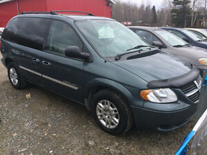 110- Dodge Grand Caravan Fourgonnette, fourgon 2007