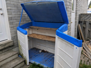 Water proof Storage shed