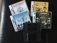 Nintendo DS + 4 Games