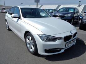 2014 64 BMW 3 SERIES 2.0 316D SPORT 4D 114 BHP DIESEL