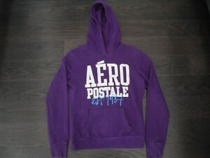 Ladies Purple American Eagle Hoodie Size Medium London Ontario image 3