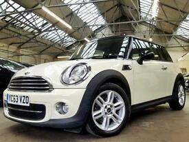 2013 MINI Hatch 1.6 TD Cooper D (Sport Chili) 3dr