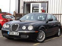 2005 Jaguar S Type 2.7d V6 SE 4dr Auto 4 door Saloon